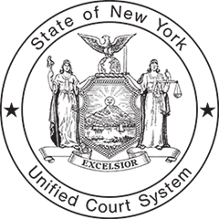 Seal of the Unified Court System