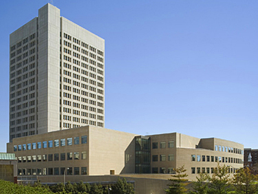 Photo of Westchester County Courthouse