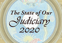 State of Our Judiciary, 2020