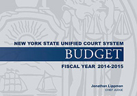 Unified Court System Budget 2014-15