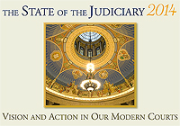 The State of the Judiciary 2014