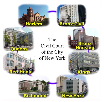 how do i check my court date online nyc