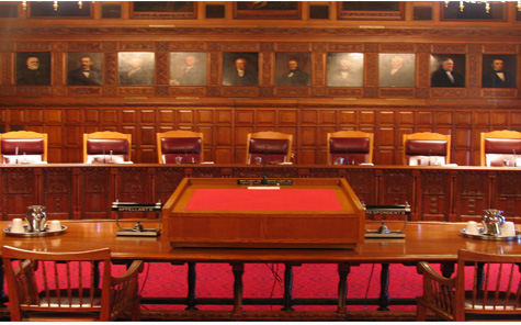Court of Appeals Hall Courtroom