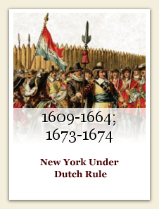Legal History By Era: 1624-1673