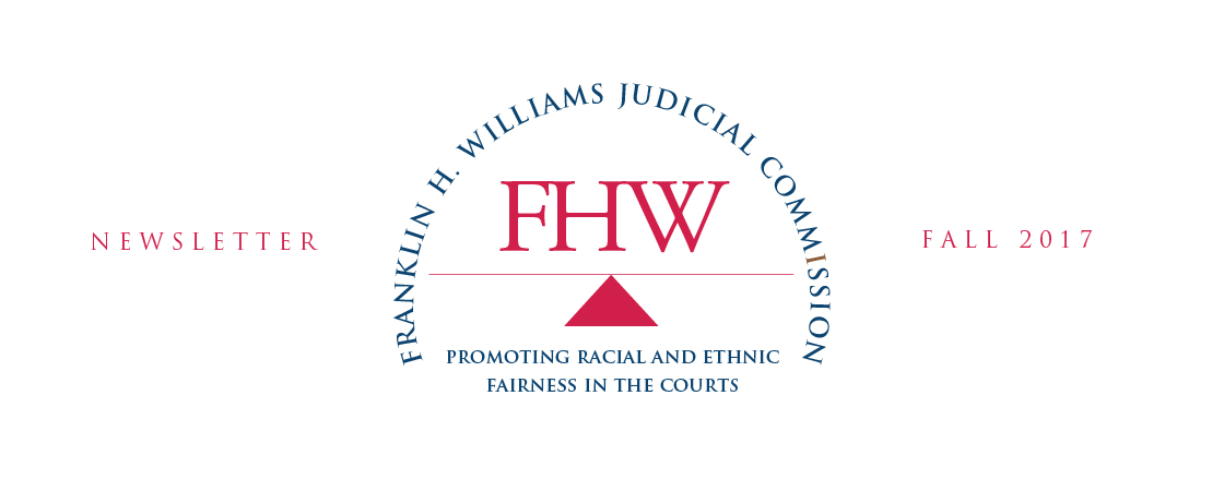 Franklin H. Williams Commission | Fall 2017 Newsletter