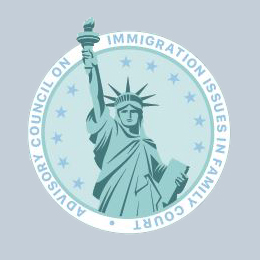 Logo of the Advisory Committee on Immigration in Family Court